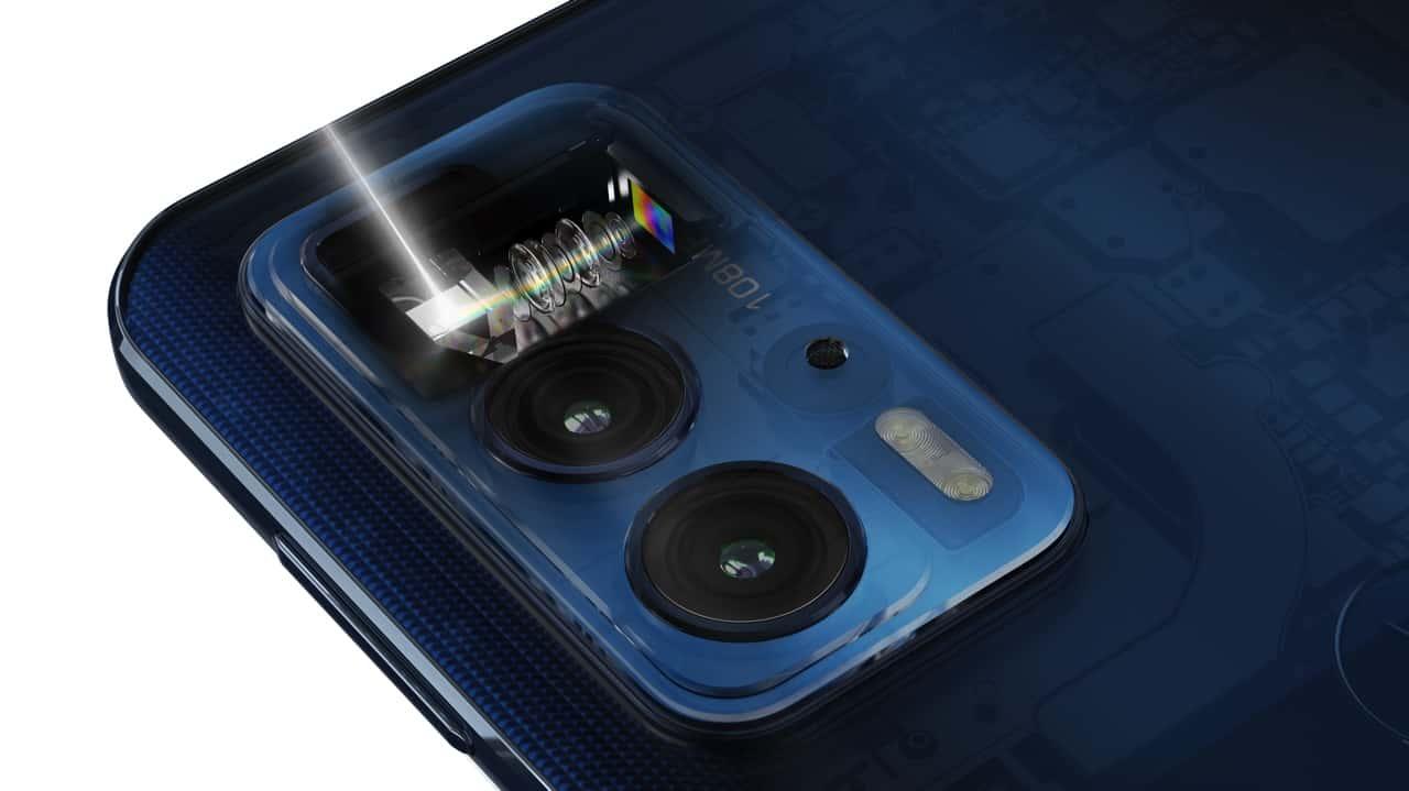 Motorola presentó hoy ante el mundo los nuevos teléfonos de la familia Edge Pro, Edge 20 y Edge 20 Lite 5