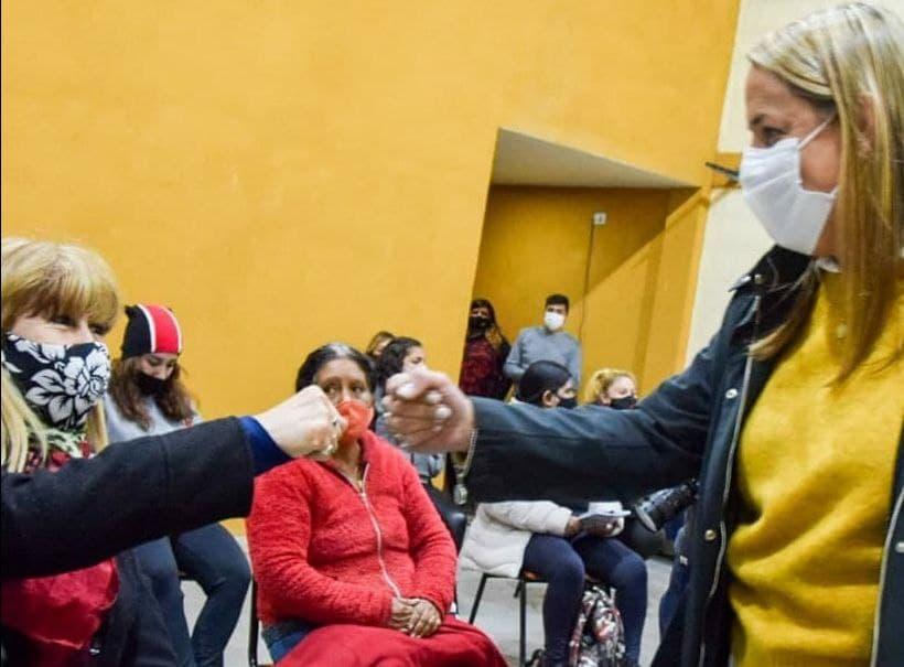 La Escuela está dirigida a mujeres líderes con una trayectoria importante de transformación social con vocación de servicio público y comunitario. Foto: archivo particular