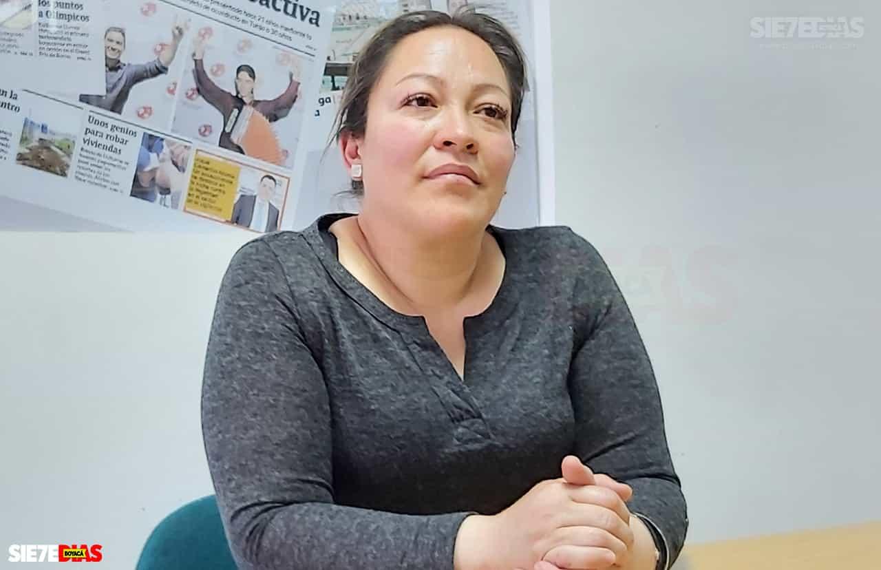 El estado de salud de la alcaldesa de Jenesano luego de dar positivo para COVID-19 1
