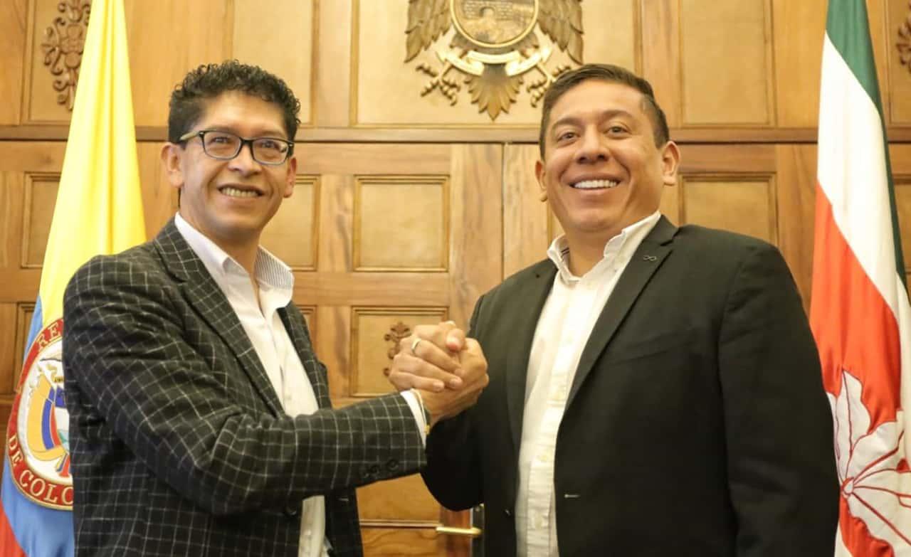 El exgobernador Carlos Amaya, se mostró muy complacido con la decisión del Consejo de Estado y aseguró que él siempre advirtió que el hoy Mandatario no estaba inhabilitado.