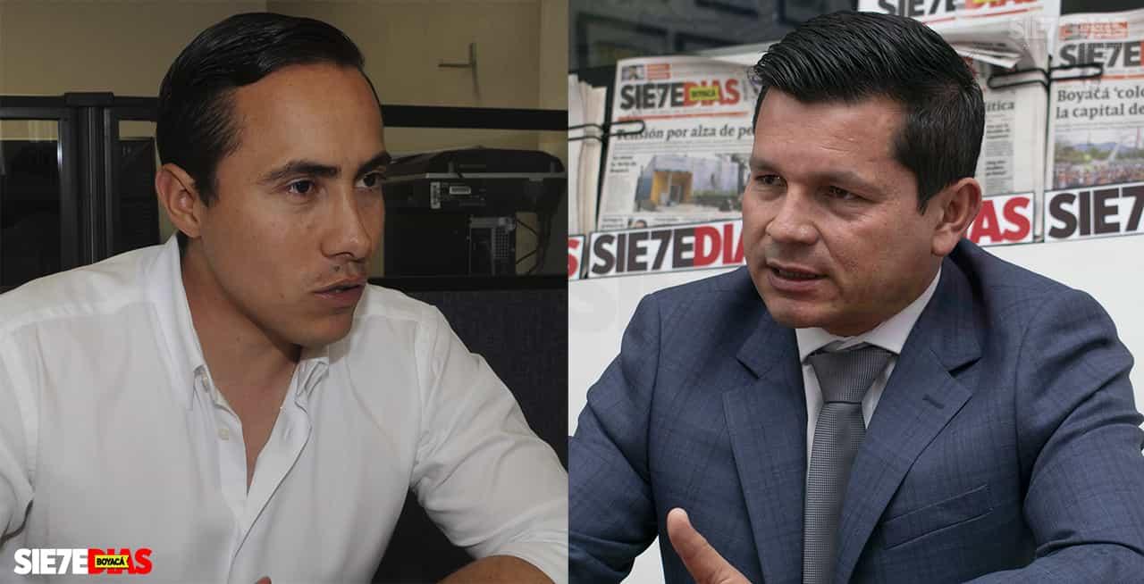 La valiosa amistad del Alcalde de Chiquinquirá con un senador #Tolditos7días 1