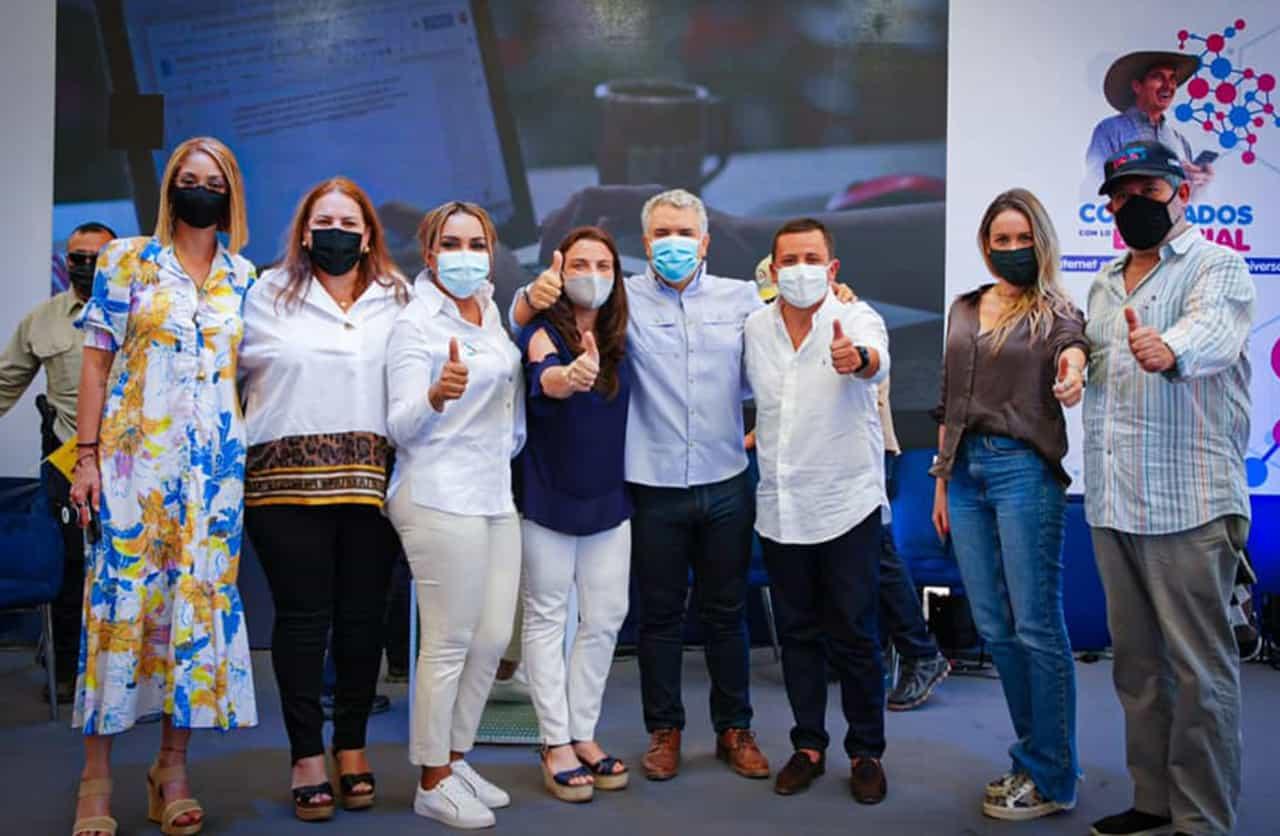 Presentaron Ley de Rodrigo Rojas que lleva internet a los municipios y sectores más remotos de Colombia 1