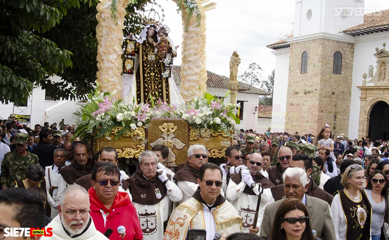 La Virgen del Carmen, la que más devotos tiene en el mundo 1