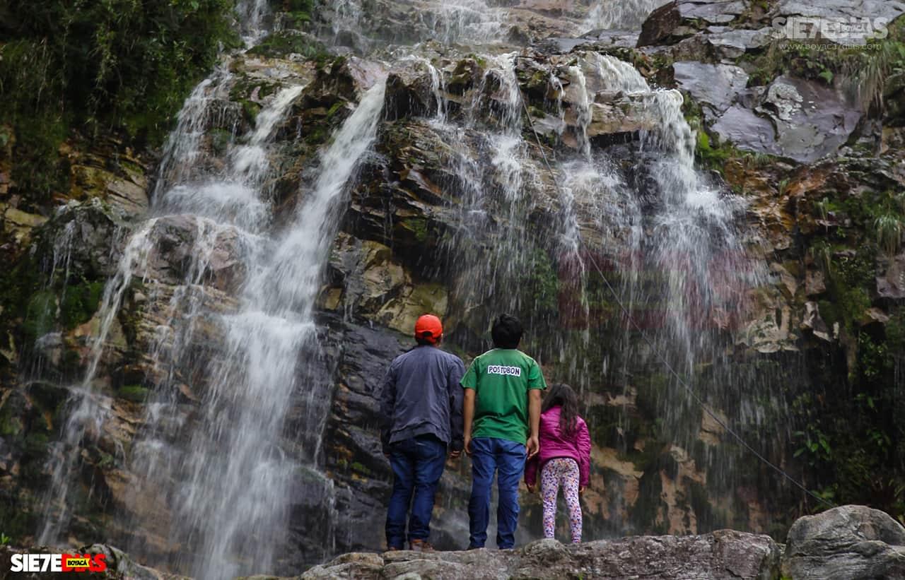 [Galería] - ¿Ya conoce las cascadas de Moniquirá? Aquí le contamos de lo que se está perdiendo #AlNatural 10