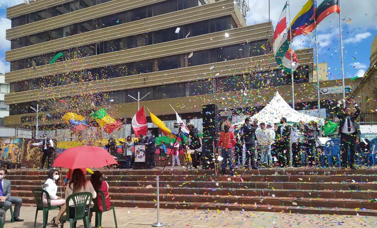 Así arrancó la versión 40 de la Semana de la Cultura Bolivariana 1