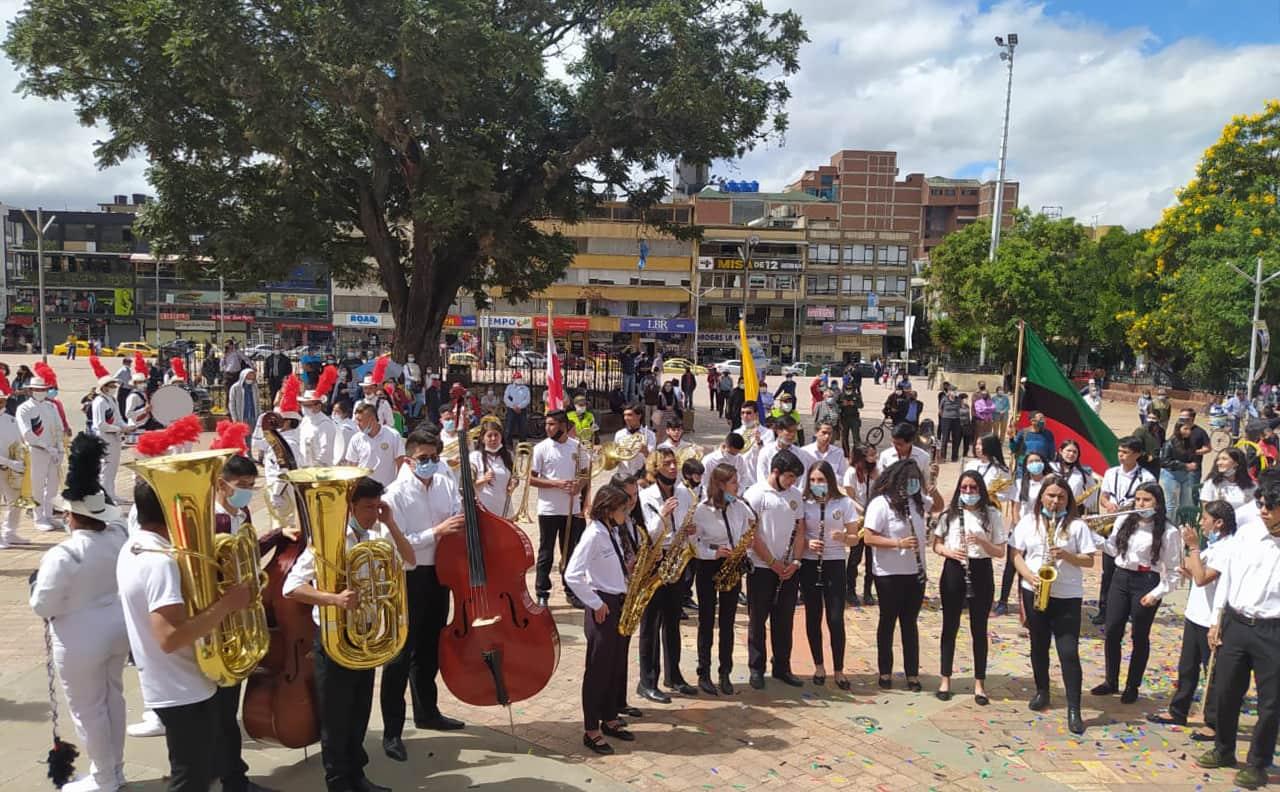 Así arrancó la versión 40 de la Semana de la Cultura Bolivariana 2