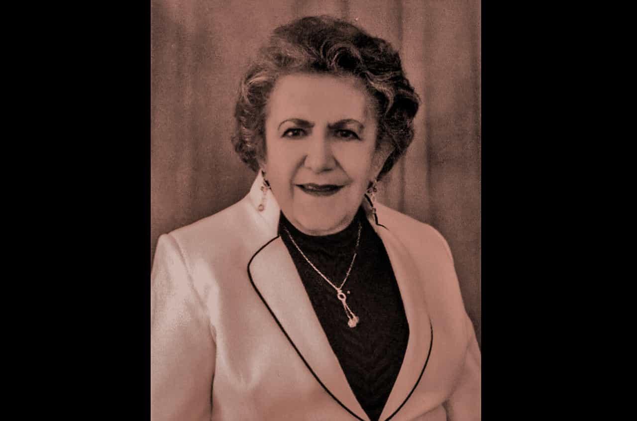 La profesora Alicia Bernal de Mondragón, falleció ayer a sus 82 años.