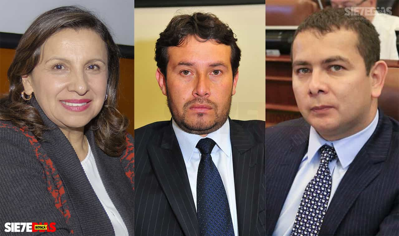 ¿Cómo les fue a los dos senadores conservadores en Duitama hace tres años? #Tolditos7días 1