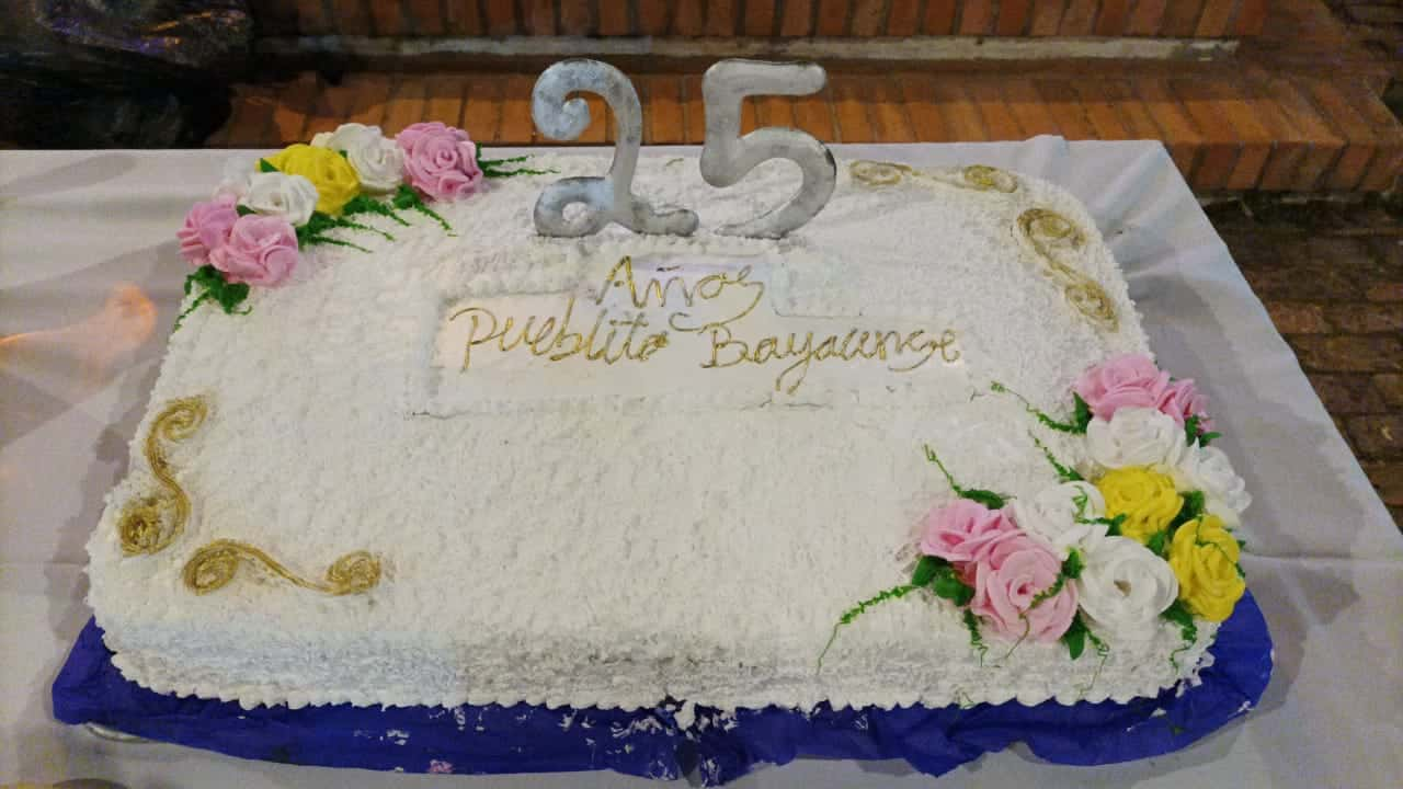 Pueblito Boyacense, reactivó la esperanza en la celebración de sus bodas de plata 1