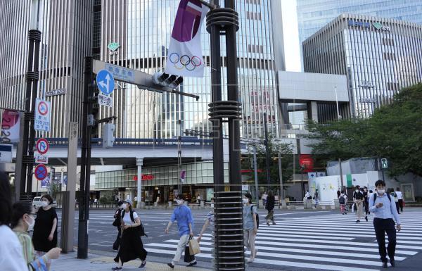 Tokio 2020 confirma el primer positivo en covid-19 en la Villa Olímpica 1