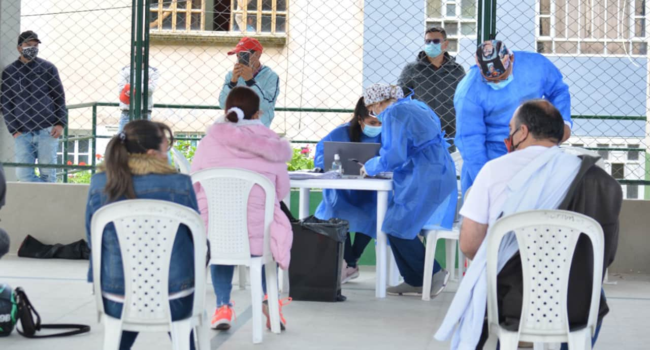La Secretaria de Salud de Tunja explica lo que están haciendo para aplicar antes de culminar la semana 17.000 vacunas anti-COVID-19 #LaEntrevista7días 2