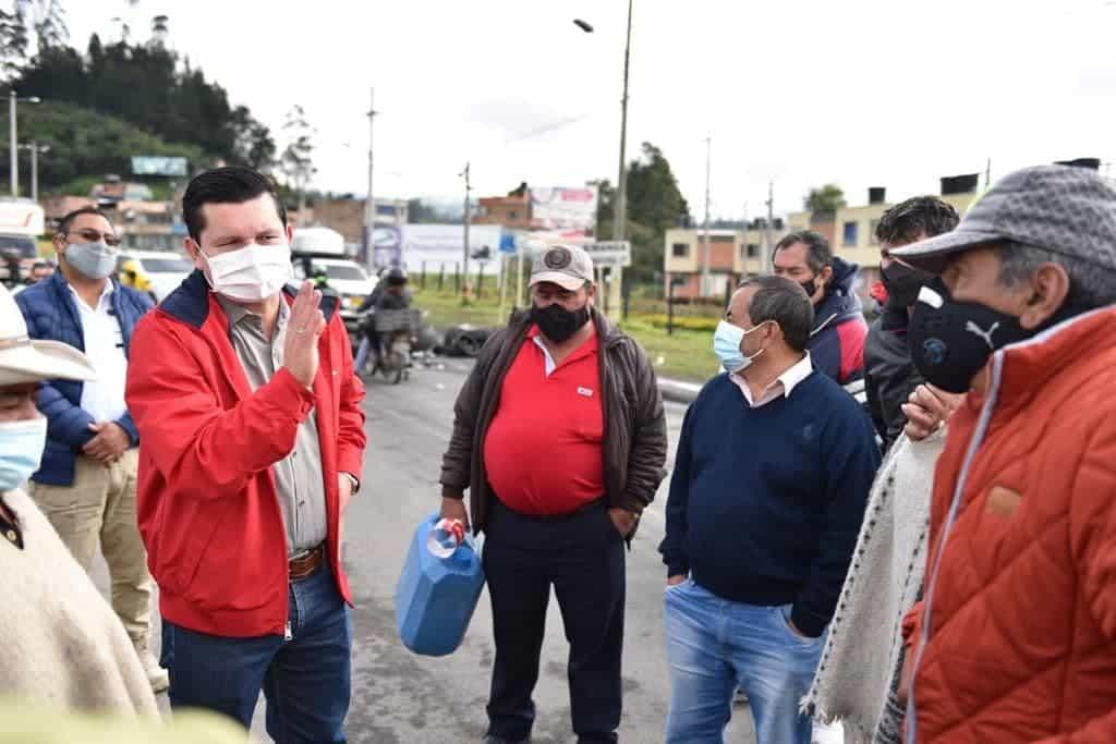 Una semana para que el Alcalde de Chiquinquirá haga corte de cuentas #Tolditos7días 1