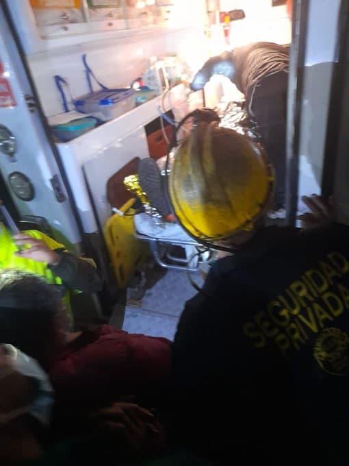 Como un milagro califican rescate de un trabajador de una mina en Boyacá, tras 130 horas atrapado por derrumbe 1