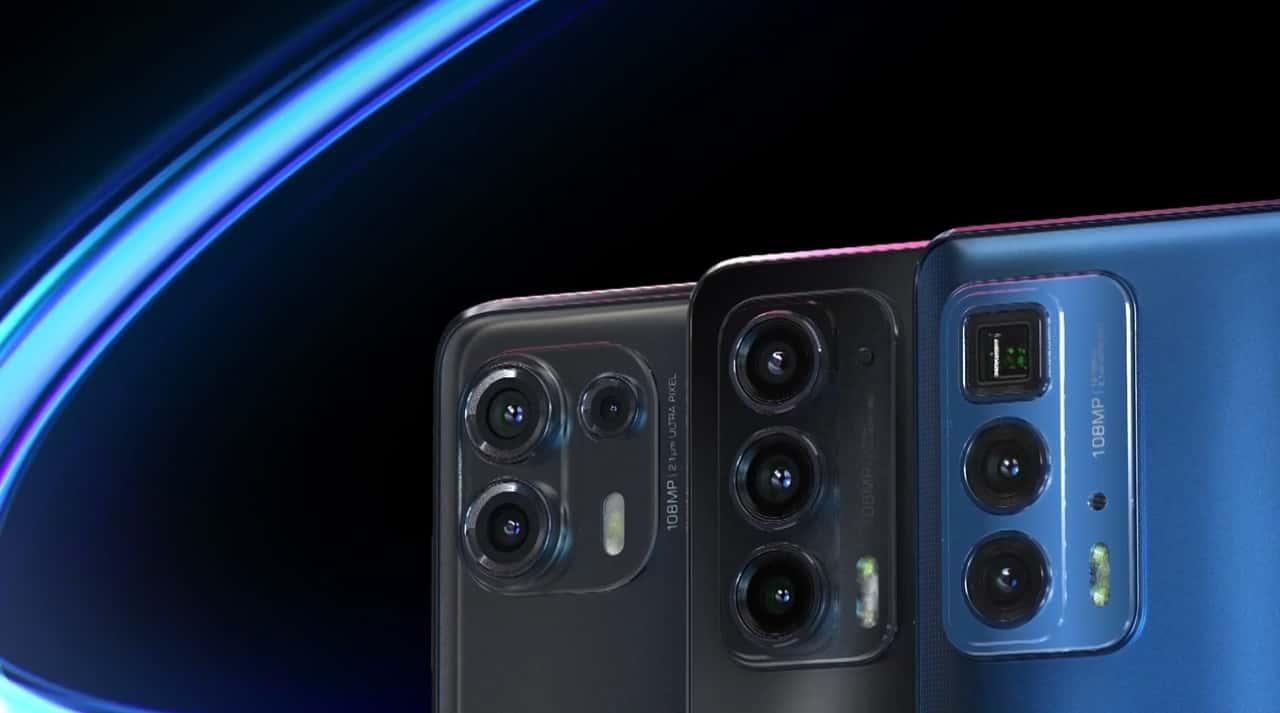 Motorola presentó hoy ante el mundo los nuevos teléfonos de la familia Edge Pro, Edge 20 y Edge 20 Lite 2