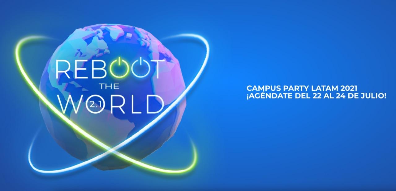 Mañana inicia Campus Party Colombia 2021, será la segunda versión digital y gratuita 1