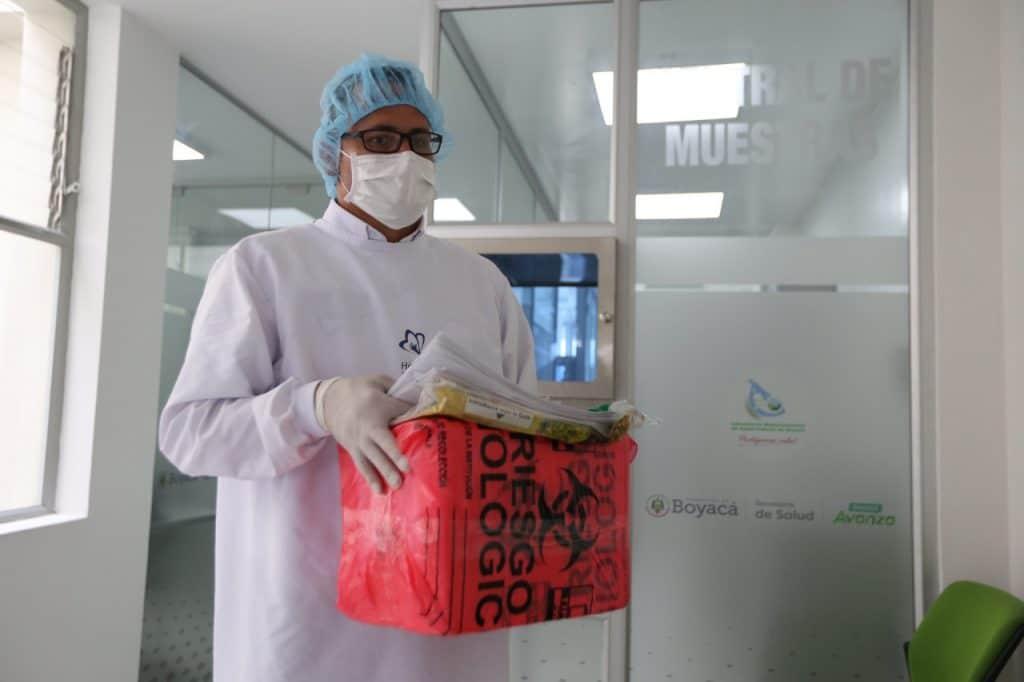 337 casos positivos y nueve fallecidos asociados a COVID-19 se confirman este domingo en Boyacá 1