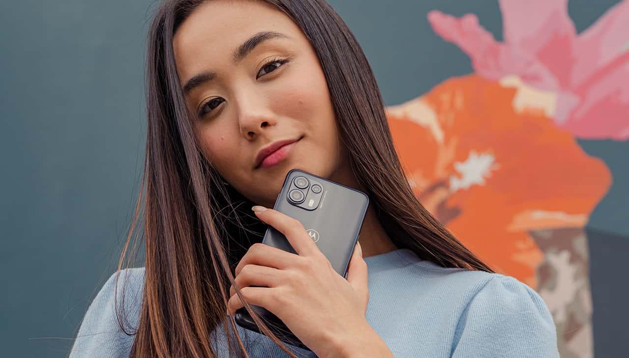 Motorola presentó hoy ante el mundo los nuevos teléfonos de la familia Edge Pro, Edge 20 y Edge 20 Lite 6