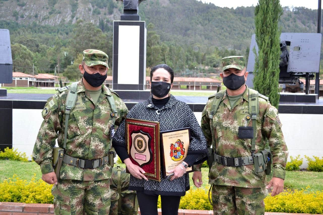 El Ejército Nacional celebró el Día del Héroe en Sogamoso 1