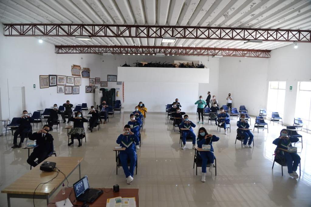 ¿Está de acuerdo con el regreso de los estudiantes a los colegios, a pesar de las falencias en infraestructura que tienen los planteles? #Sondeo7días 1