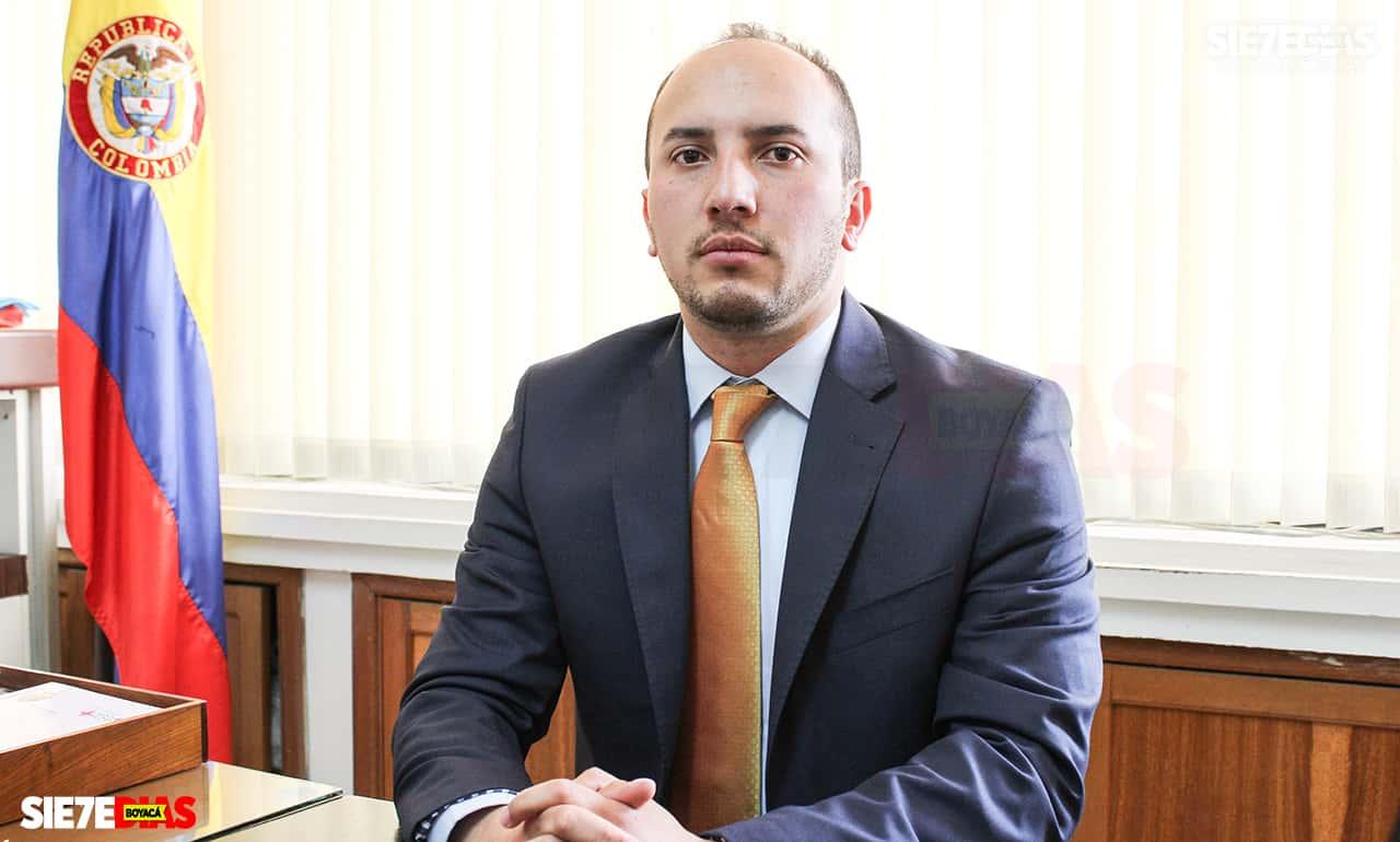 Exsecretario de la Alcaldía de Duitama insiste en que la Registraduría le permita ser candidato 1