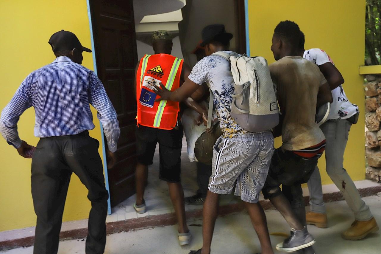 Colombia ofrece ayuda a Haití tras devastador terremoto 1