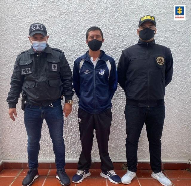 Edison Bautista Salamanca pagará seis años y seis meses de prisión por violencia intrafamiliar. Foto suministrada/archivo particular