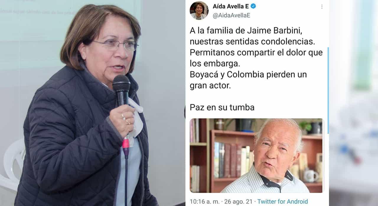 Otra noticia falsa de Aida Avella #Tolditos7días 1