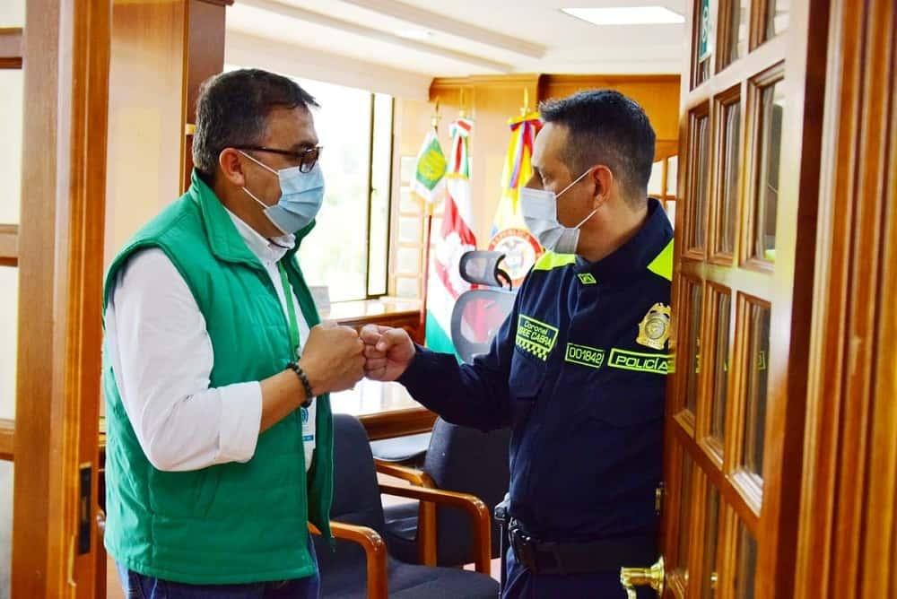 Alcalde de Sogamoso tuvo que ir a Tunja a pedirle apoyo a la Policía por casos de inseguridad #Tolditos7días 1