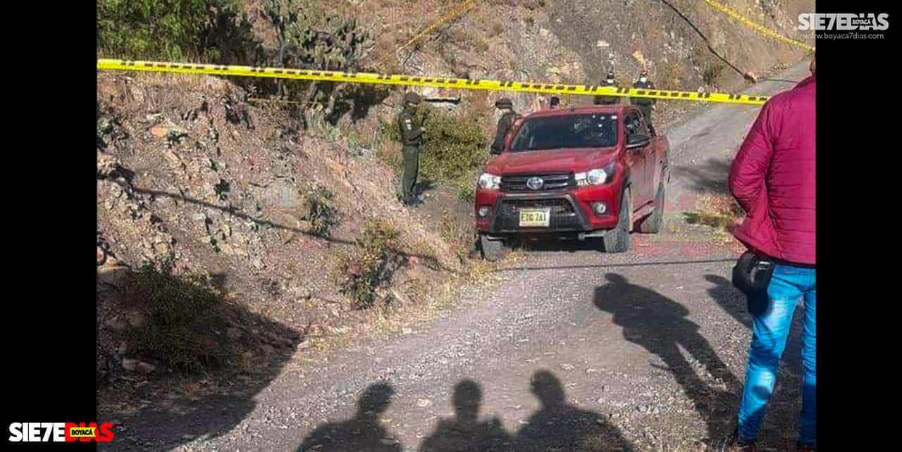 El empresario y gestor social de Jericó fue asesinado en la vereda La Playa, del municipio de Chita, muy cerca de donde tenía sus minas de carbón.