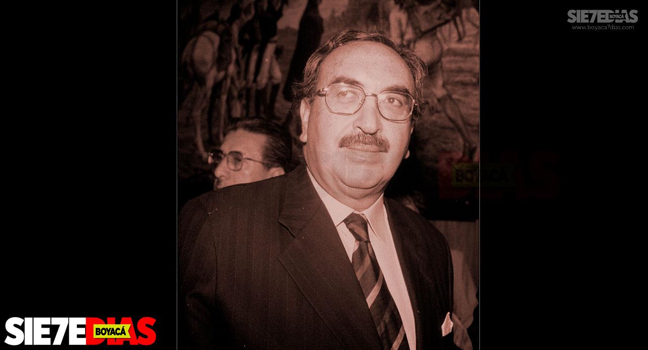 Falleció el Exalcalde de Duitama Benjamín Herrera Espitia 1