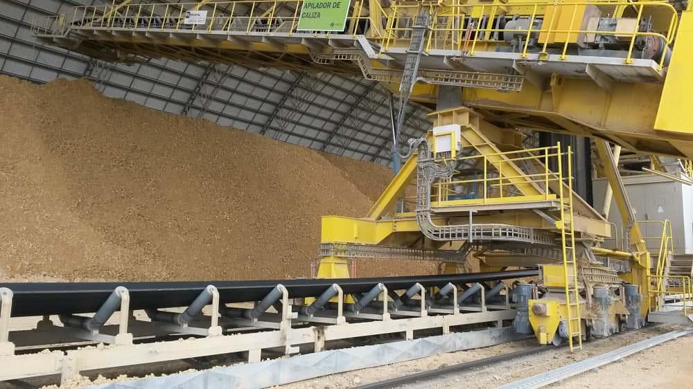El año pasado Boyacá produjo 2,7 millones de toneladas de calizas (18,4 % de la producción nacional). Foto: archivo particular