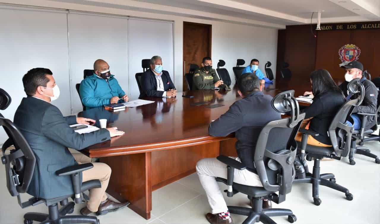 En la Alcaldía de Chiquinquirá hay unos cargos que por tema presupuestal no pudieron suplirlos para el mes de agosto, pero que quedarán listos en el mes de septiembre.