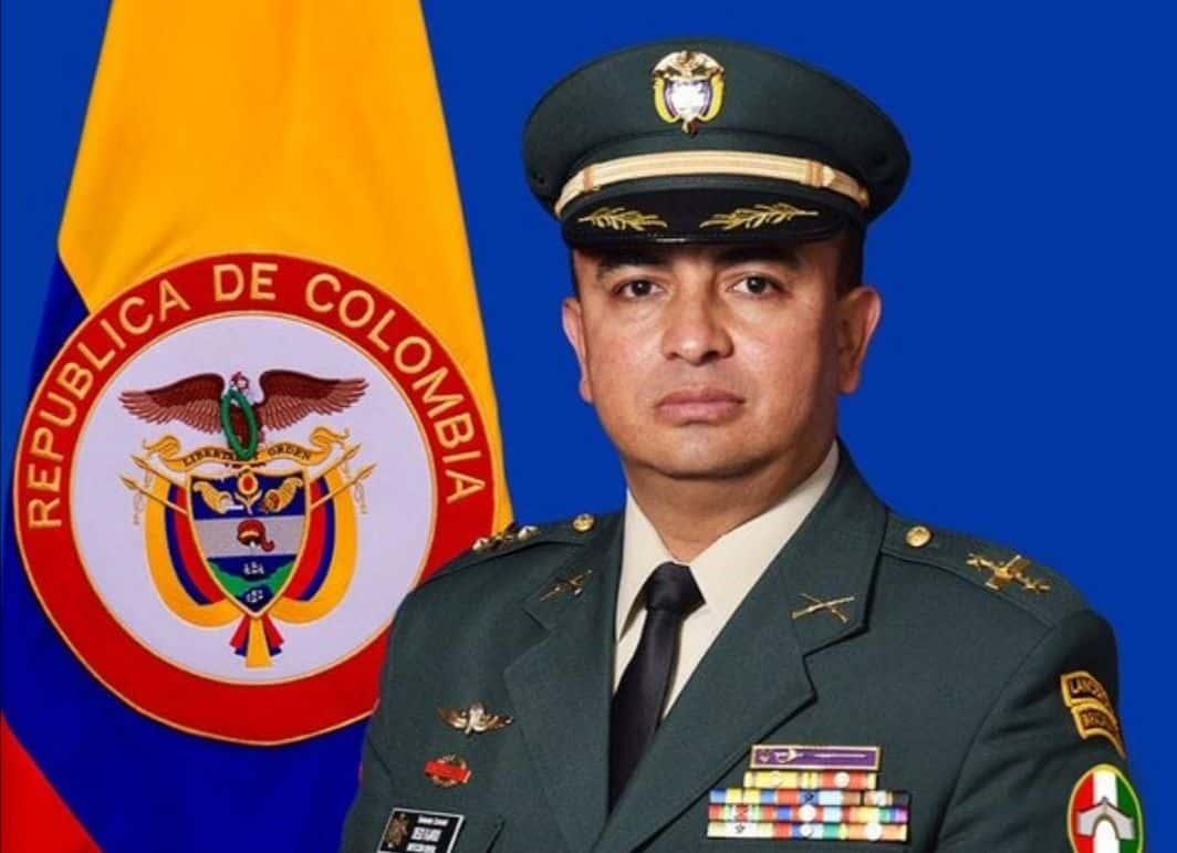 Coronel Diego Javier Fajardo Pineda, Comandante Primera Brigada del Ejército
