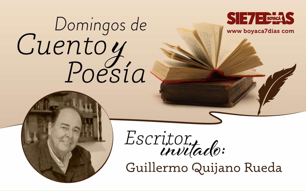 Llovizna - Guillermo Quijano Rueda #DomingosDeCuentoYPoesía 1