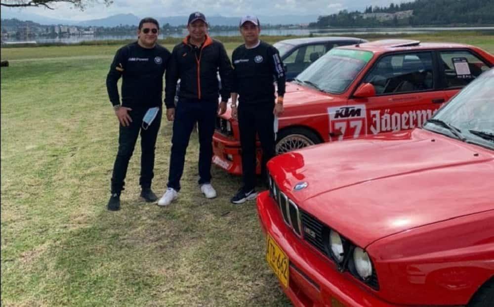 Delegación boyacense en el XI Rally BMW clásicos Colombia se lució #Tolditos7días 1