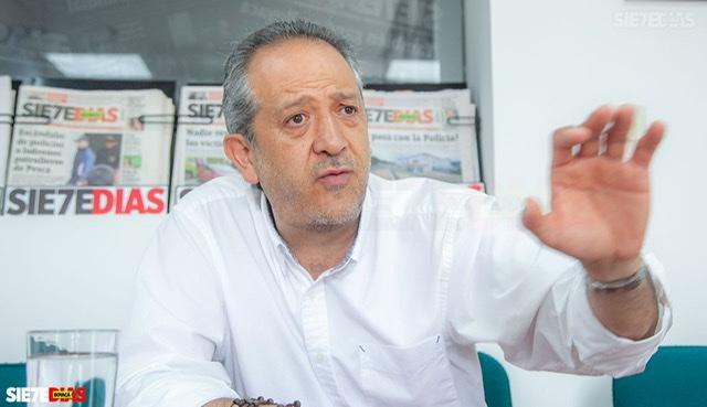 El boyacense Omar Franco Torres: el nuevo viceministro de Agricultura 1