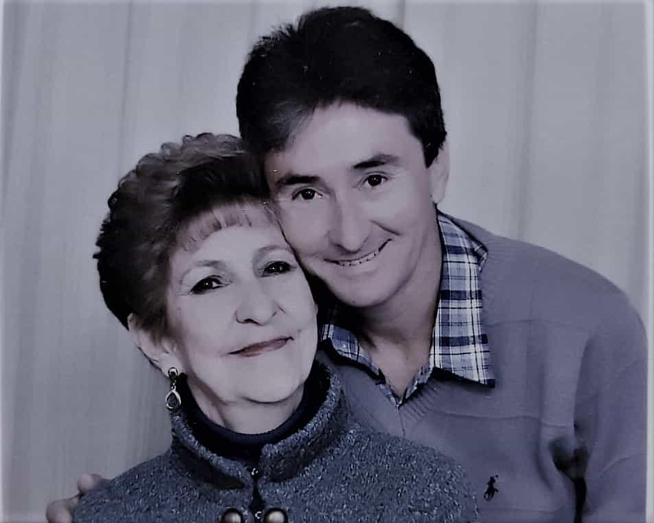 Humberto Monroy Uribe, partió a la esfera celestial, para el encuentro con su madre, quien se marchó también hace unos meses. Fotografía archivo particular.