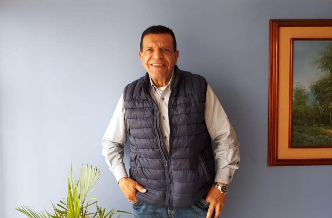Edilberto Pineda Mancipe, un apóstol de la formación deportiva en el departamento de Boyacá, acaba de celebrar sus 70 años.