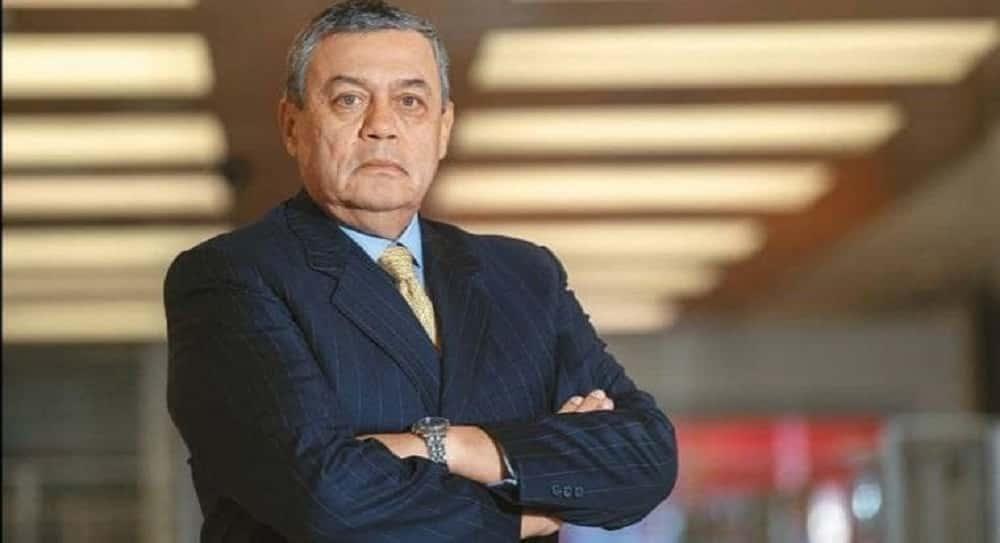 Hernando Rodríguez, gerente general de la Organización Roa Florhuila (ORF). Foto: archivo particular