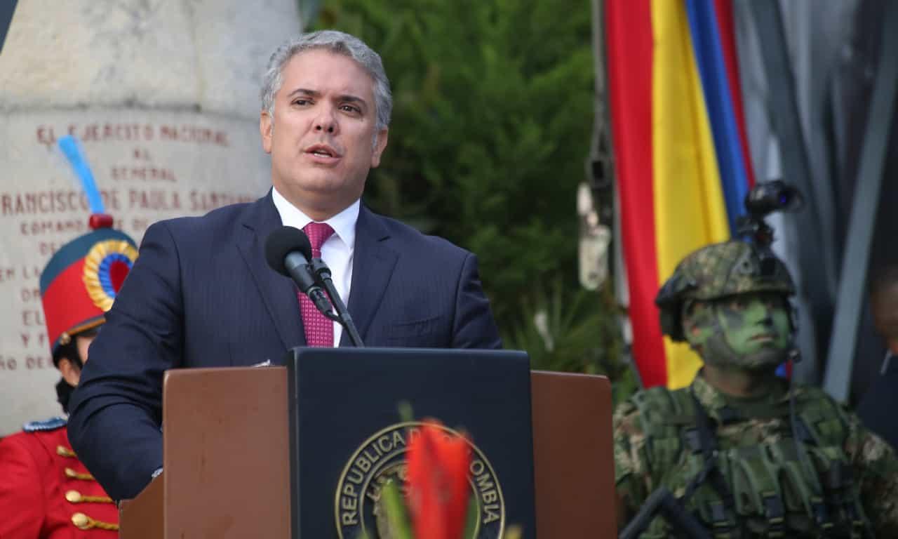 Hoy una histórica avanzada para la visita del presidente Duque #Tolditos7días 1