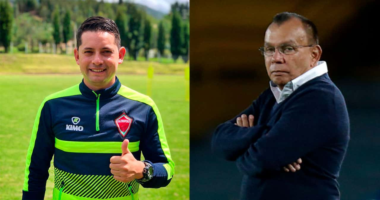 Juan David Niño, será el nuevo técnico de Patriotas ante la salida de Jorge Luis Bernal, quien dejó el equipo este mediodía.