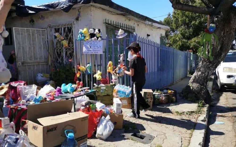 Robaron a estudiantes que iban a regalar juguetes a niños vulnerables #Tolditos7días 1