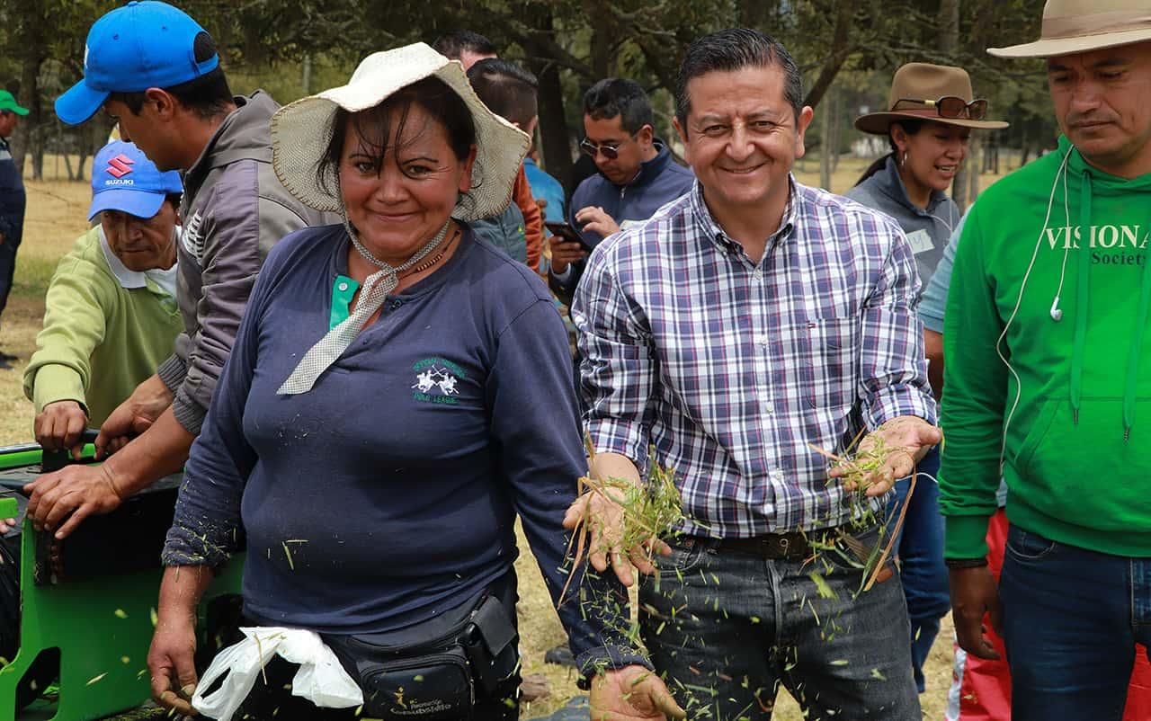 Secretario de Agricultura de Boyacá explica en qué consiste 'el salvavidas' para lecheros del departamento #LaEntrevista7días 4