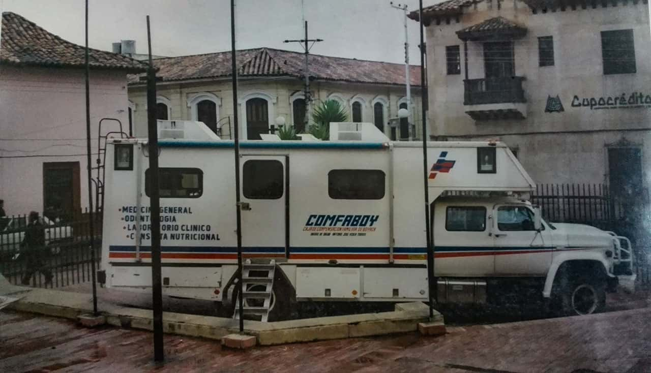 Esta es la historia de Comfaboy, la Caja de Compensación Familiar de Boyacá que hoy llega a sus 60 años 3