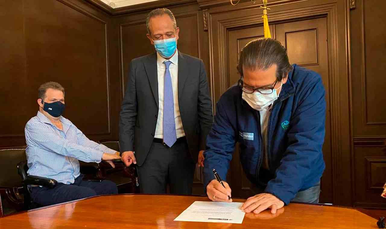 Omar Franco Torres ya es el nuevo viceministro de Agricultura 1
