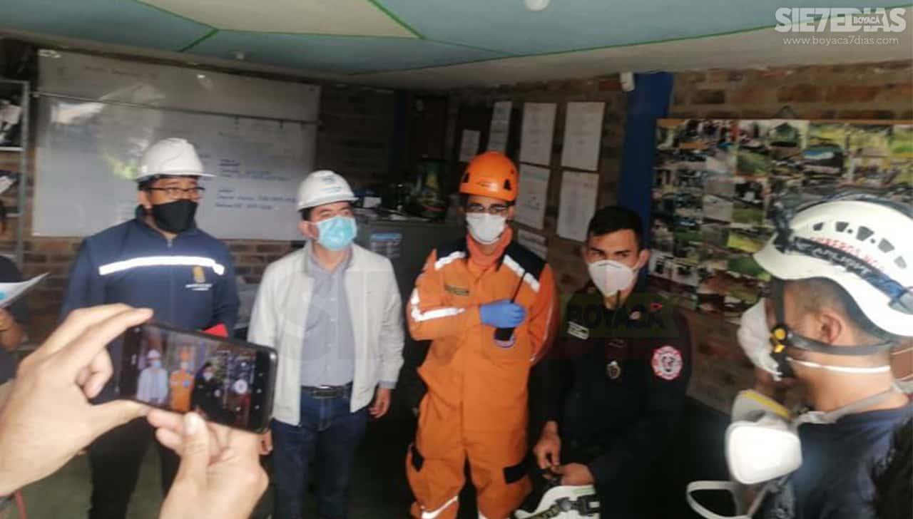 A 12 se podría elevar el número de víctimas por explosión de una mina de carbón en Boyacá 2
