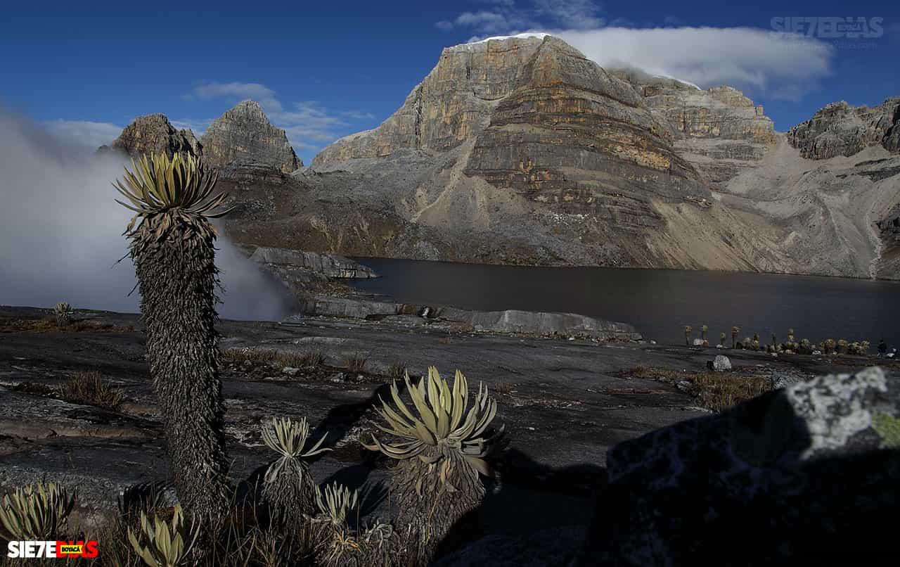 [Galería] - La Plaza, declarada la laguna más hermosa de Colombia y está en el Parque Natural El Cocuy #AlNatural 8
