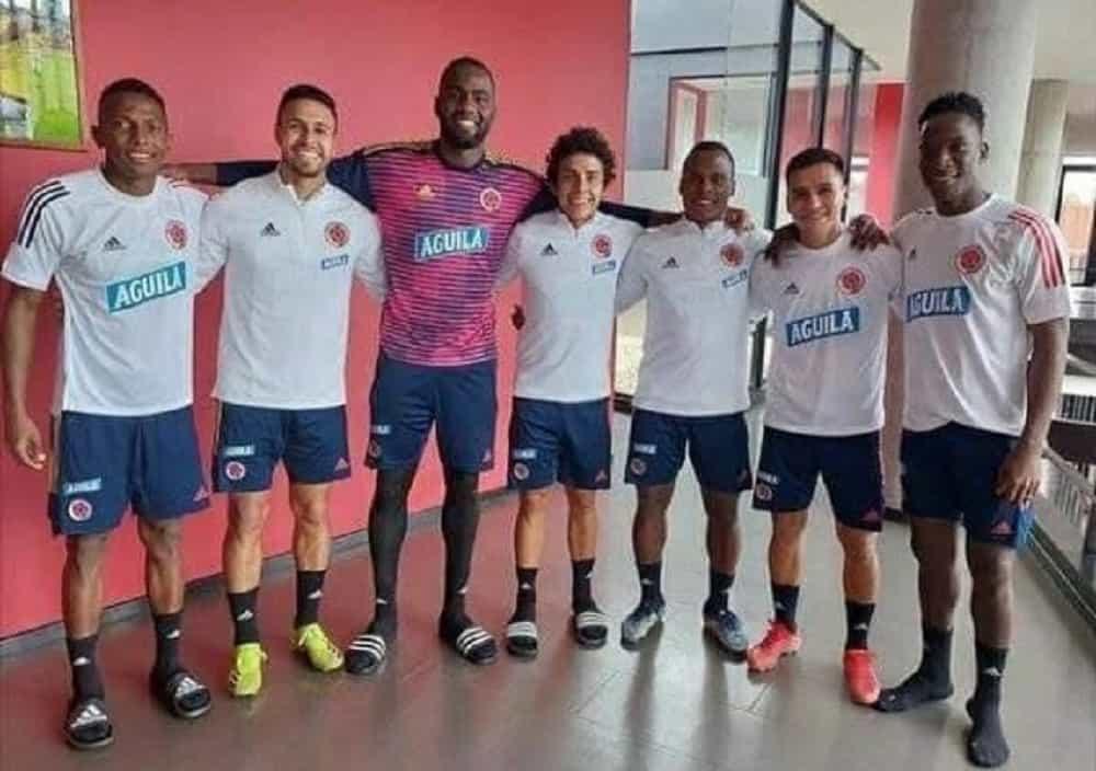 Cinco jugadores de Patriotas están en el morfociclo de la Selección Colombia #Tolditos7días 1