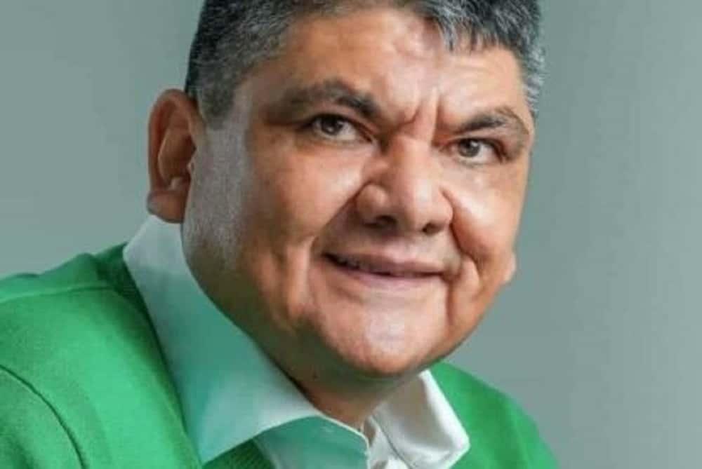 Pedro Elías Barrera Mesa, quien aspira al aval del Partido Verde para ser el candidato a la Cámara por la provincia de Sugamuxi. Foto: archivo particular