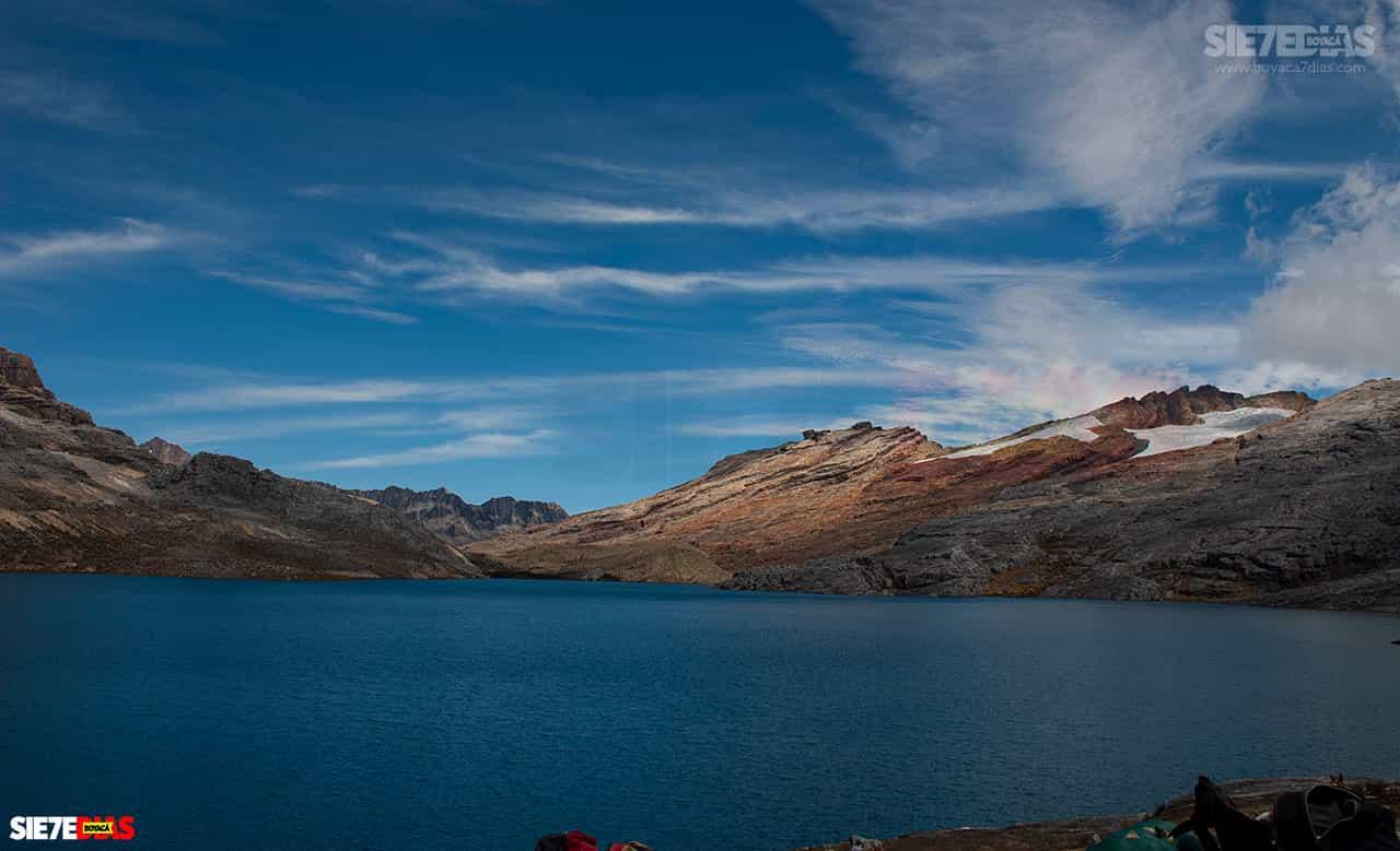[Galería] - La Plaza, declarada la laguna más hermosa de Colombia y está en el Parque Natural El Cocuy #AlNatural 6
